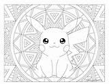 Pokemon Coloring Adult Quiz Pikachu sketch template