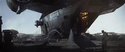 Mandalorian Trailer Wars Ship Down Crest Razor