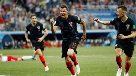Fifa World Cup Croatia Denmark Live Updates Cro