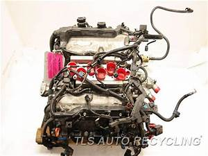 2008 Acura Mdx Engine Assembly - 1 - Used