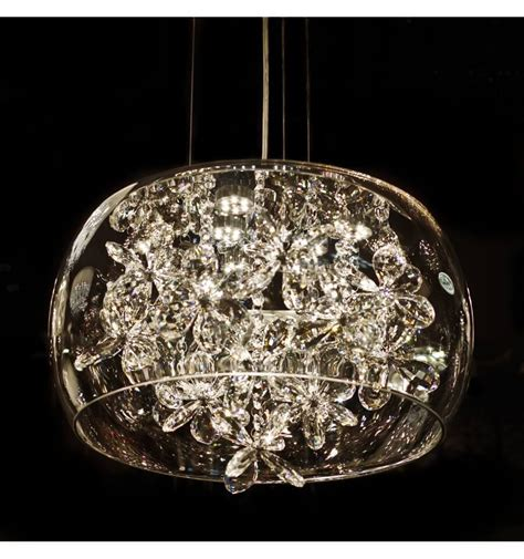 Suspension cristal design   LED   Juno
