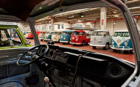 Rebuild My Bus Volkswagen Launches Factory Restoration