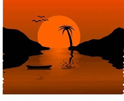 Sunset Clip Onlinelabels
