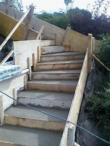 Comment Faire Des Marches Dans Un Talus : escalier dans un talus ~ Melissatoandfro.com Idées de Décoration