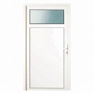 porte de service avec fenetre ouvrante dootdadoocom With porte d entrée pvc avec dimension evier salle de bain
