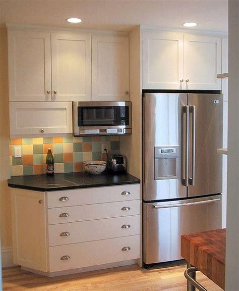 counter microwave ideas  pinterest