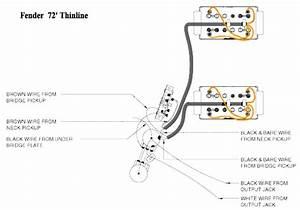 72 Thinline Wiring Diagram