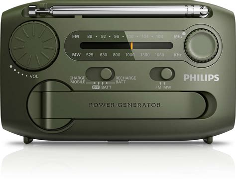 Portable Radio AE1120/00   Philips