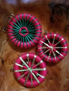 Dorset Button Ornaments