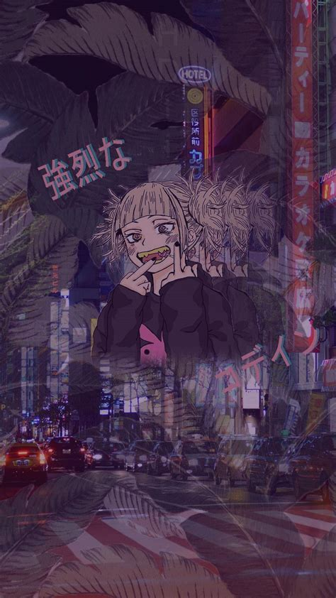 anime aesthetic iphone wallpapers wallpaper cave