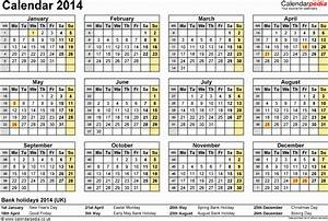 7 monthly calendar excel template 2014 exceltemplates for Ms excel calendar template 2014