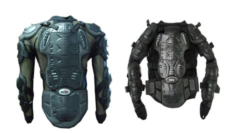 5 Best Motorcycle Body Armor