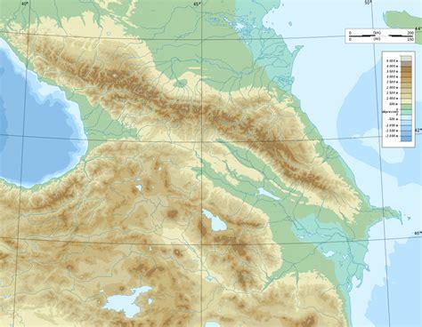 Kaukasus (gebergte) Wikipedia