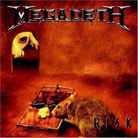 hard rock metal subida discografia de megadeth