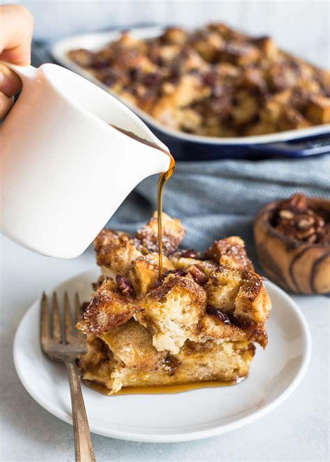 French Toast Casserole Recipe Soft Crunchy