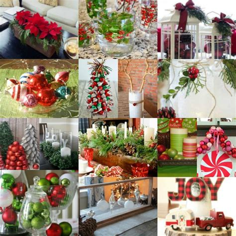 christmas centerpieces  diy christmas centerpieces