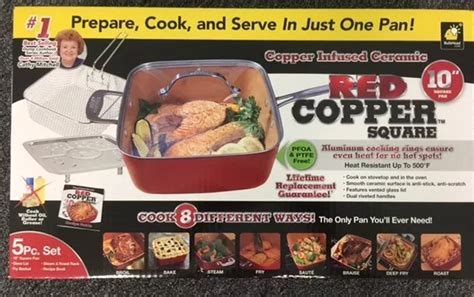 red copper pan reviews consumer ratings reports