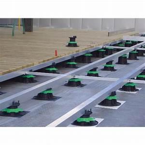Terrasse Sur Plot : plot plastique pour terrasse bois 80 140 ~ Melissatoandfro.com Idées de Décoration