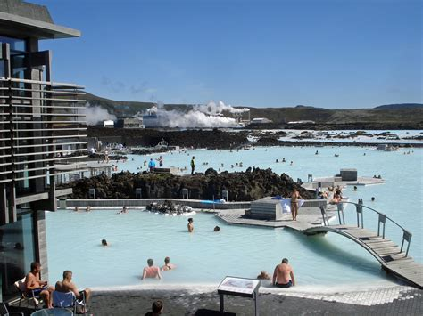 Blue Lagoon A Geothermal Spa In Iceland Travelling Moods