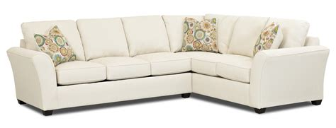 two piece sectional sofa transitional 2 piece sectional sofa by klaussner wolf