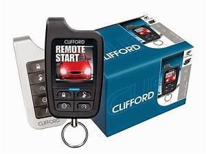 Car Alarms  Clifford Security With Remote Start