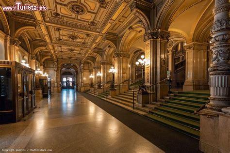 Ingresso Teatro L Ingresso Teatro Dell Opera Di Vienna Foto