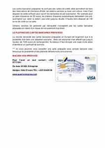Automate Essence Carte Bancaire : carte bancaire pr pay e ~ Medecine-chirurgie-esthetiques.com Avis de Voitures