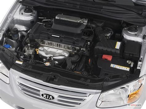 2007 Kia Spectra 4-door Sedan Auto Ex Engine, Size