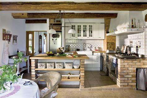 estilo rustico mas cocinas rusticas kitchens cosinas