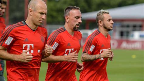 FC Bayern: Ribéry, Robben, Rafinha - FCB-Legenden auf ...