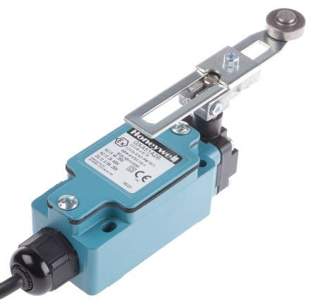 GXA51A2B | IP66, IP67 Snap Action Limit Switch, Rotary ...