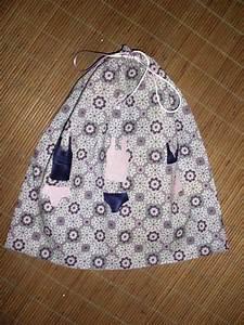 Sac à Linge Sale : pochette linge sale b a ba cr ations ~ Dailycaller-alerts.com Idées de Décoration
