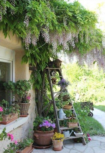 Französischer Garten Pflanzen by The Log Cabin Obsession Mais Pas Que Images