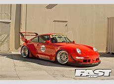 RWB Porsche 993 Carrera 2 Fast Car