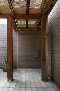 Porche Entrée Maison : maison en bois contemporaine dans les cha nes montagneuses ~ Premium-room.com Idées de Décoration