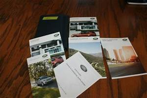 2018 Land Rover Discovery Sport Owners Manual With Case