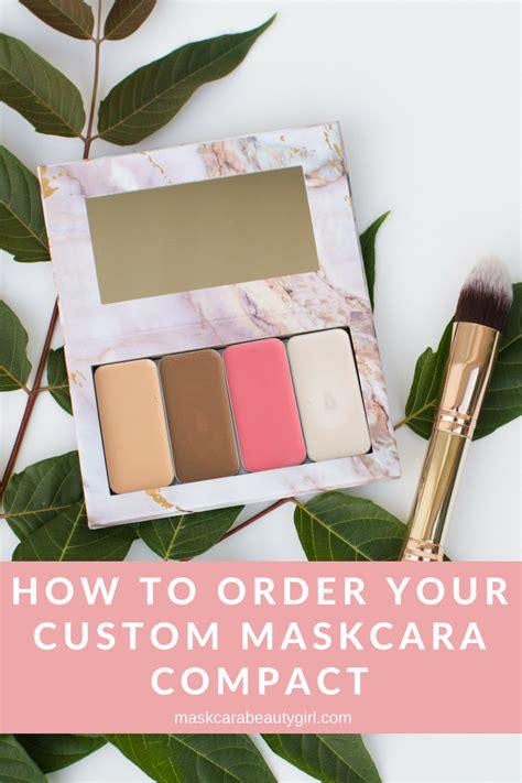 build  custom palette  maskcara beauty