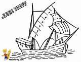 Coloring Boat Boats Pages Ship Sailing Yescoloring Sheet Mayflower Oriental Superb Drawing Junk Ships Sailboat Power Sharp Sails Catamaran Easy sketch template