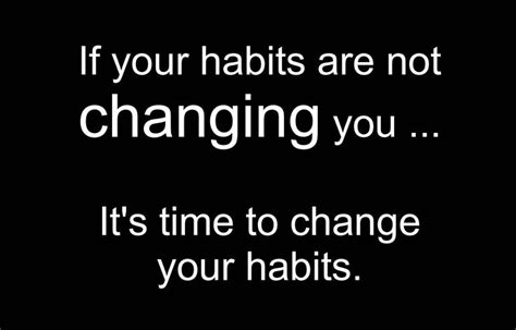 Famous Quotes About Habits Quotesgram