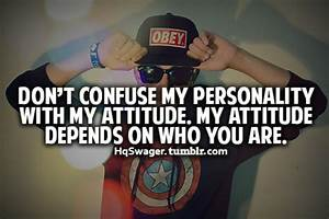 guys with swag Quotes