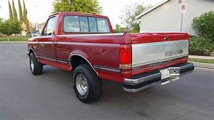 1988 Ford F150 4x4 Short Bed 5 0 Efi 302 V8 5