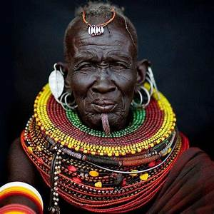 African man in tribal dress | Beautifullest thing in this ...
