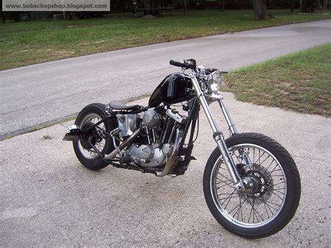 1973 Harley Ironhead Sportster Chopper