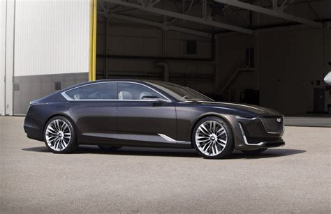 future cadillac escala cadillac escala concept revealed previews future design