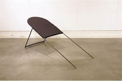Chair Lounge Invisible Sfumato Folding Way