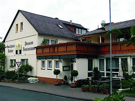 Hessen à La Carte Restaurantführer Gasthauspension