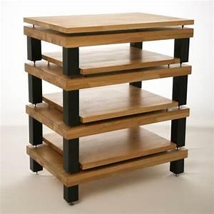 Hi Fi Rack : hi fi racks podium reference three tier equipment support 445mm w x 400mm d ~ Whattoseeinmadrid.com Haus und Dekorationen