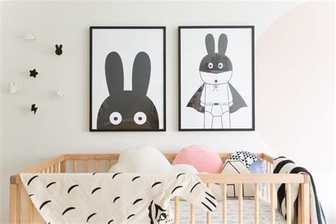 Scandinavian Inspired Kids' Space   Petit & Small