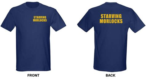 morlock motors t shirt big theory starving morlocks wayward tees