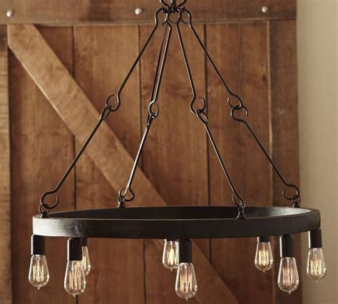 jasper filament bulb chandelier contemporary chandeliers